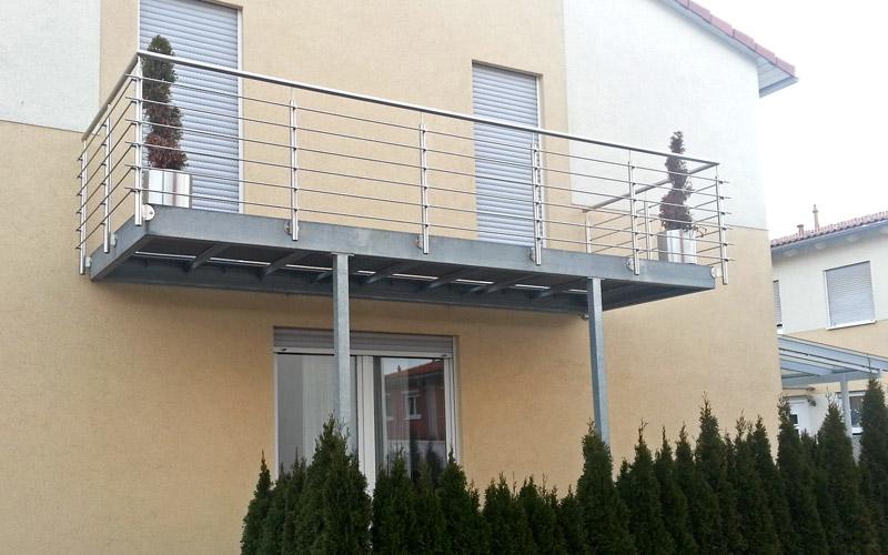 balkon und balkongel nder all metall tec metzingen. Black Bedroom Furniture Sets. Home Design Ideas